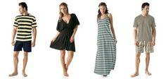 http://www.malweelojavirtual.com.br/liberta #homewear #emcasa #roupadecasa #conforto #bonsmomentos #camisolas #vestidos #pijamas