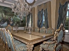 Real Housewife Adrienne Maloof Lists Hideous Faux Chateau - House of the Day - Curbed National