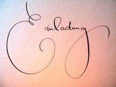 wedding invitations calligraphy KALLIGRAPHIE - Jeannine Platz Kalligraphie und Malerei in Hamburg Love Scrapbook, Wedding Scrapbook, Scrapbooking Ideas, Cactus Wall Art, Cactus Print, Art Tutorial, Diy Pinterest, Cactus Photography, Fun Wedding Invitations