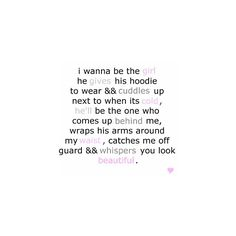 CUTE BOYFRIEND AND GIRLFRIEND QUOTES ❤ liked on Polyvore featuring quotes, words, text, pictures, filler, phrase and saying