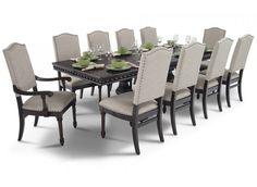 Bristol 11 Piece Dining Set | Bob's Discount Furniture
