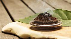 コーヒーで作る「自家製・蚊取り線香」!アウトドアでも大活躍?