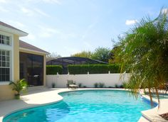 This stunning saltwater pool was recently added to the stunning home #SRG has for sale. | 11479 Claymont Cirlce | Keene's Pointe | Windermere, FL 34786 | see more at: http://tourfactory.com/1135097