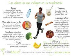 Consejos nutricionales para deportistas