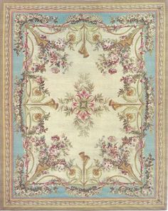 This dollhouse miniature rug pattern is printed onto a thin, cotton fabric for a flat, low-profile look in your dollhouse or room box. Dimensions
