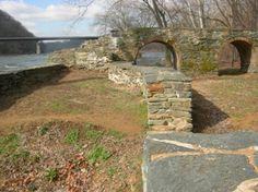 Virginius Island, Harpers Ferry, WV.