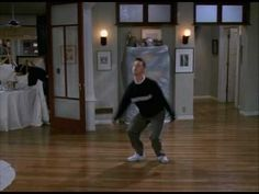 "Love this short clip of Gregory Hines tapping on Will and Grace. That is ""Jack"" in the picture, but Gregory dances after him."