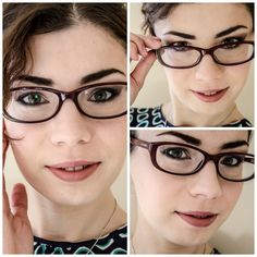 3be88e1c4cf Eye makeup for glasses wearers Huge Eyes, Applying Eye Makeup, Makeup For  Green Eyes