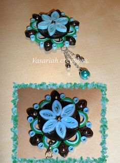 Quilling pin5 by ~OmbryB on deviantART