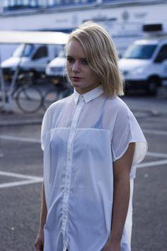 """""""Urban Flatmates"""" by Angela Blumen for fashiongrunge.com"""
