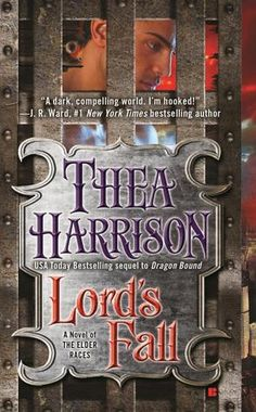 Lord's Fall by Thea Harrison - Book 5 of The Elder Races series. (Click on image for review)