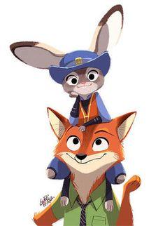 【ディズニー映画】ズートピア 画像 動画 あらすじ ネタバレ ウサギのジュディとキツネのニック - NAVER まとめ