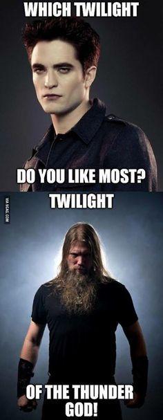 Amon Amarth!!! Twilight Of The Thunder God.