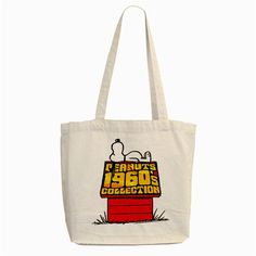 SNOOPY Peanuts 1960's Collection [Tote Bag]