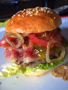 GF Backspaß: Burger-Buns