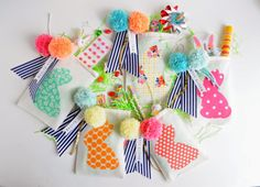 a pretty cool life.: diy: Easter party favor bags