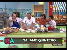 Salame quintero - YouTube