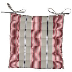 Striped Seat Pads  John Lewis  Home Accessories  Dining ChairsNautical Stripe   Seat Pad Cushion   Pack of 2 from Homebase co uk  . Seat Pads For Dining Chairs John Lewis. Home Design Ideas