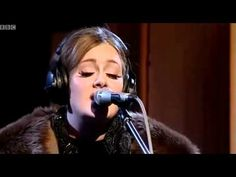 Adele - Someone Like You.  This song always gets to me. So beautiful!