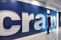 Project: Crain Communications. Firm: Gensler Chicago. Location: Chicago, Illinois