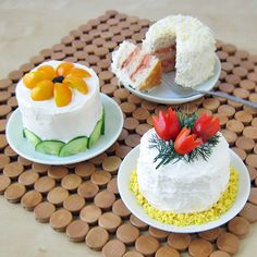 Mini Sandwich Cake
