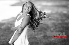 Meet Kaylee, a fun, hair-flippin' Shadle Park High senior who I had the privilege of goofing off with for her session Thursday. #portrait #highschool #senior #shadleparkhigh #spokane #washington #hairflip #workinit #blackandwhite