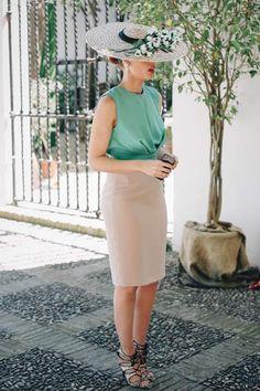 By Biombo | Invitadas con falda lápiz