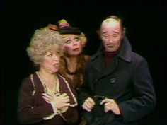 Miss Hannigan, Rooster and Lily sing about Easy Street in Annie at the 1977 Tony Awards. Dorothy Loudon, who played Hannigan, won the Tony that year. Hannigan is the ultimate bully. Read about bullying in Annie here http://allticketsinc.me/2012/07/06/topic-for-student-theatre-groups-bullies-annie-the-musical/