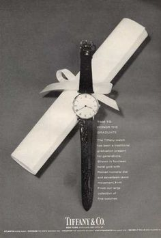 Tiffany Watch Print (1971)