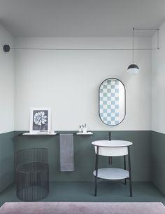 Il bagno d'inizio Novecento come fonte di ispirazione