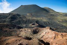 Volcan de Teneguia - La Palma