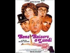Bons Baisers A Lundi 1974 de Michel Audiard avec Bernard Blier Jean Carm...