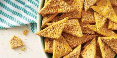 Sesame Turmeric Crackers | Fresh Thyme Farmer's Market