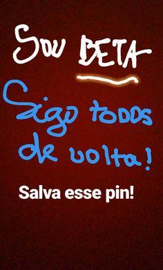 #betalab #meubeta #betaajudabeta #repin #saveme #hot #beta #tim #timbeta #sigotodos #foconamissao #sdv #betatim