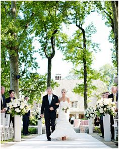 white wedding | Kortnee Kate Photography | outdoor wedding