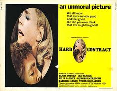 Hard Contract - USA (1969) Director: S. Lee Pogostin