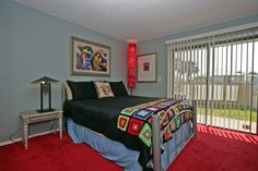 Private Guest Bedroom Suite