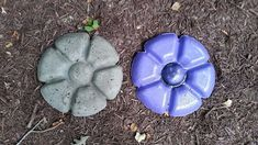 How to make a whimsical 'flower' for your garden