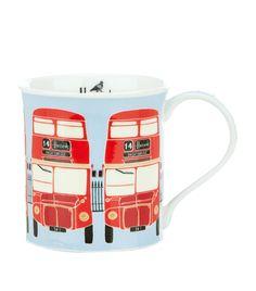 Harrods Red Bus Mug | Harrods