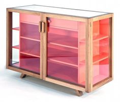 The Vitrina Unit by Case Furniture