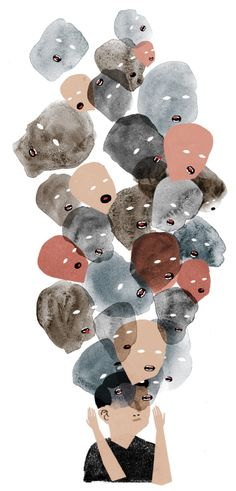 The Violence in Our Heads | Keith Negley                                                                                                                                                      More
