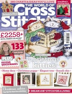 The World of Cross Stitching Issue 209 Christmas 2013 Saved