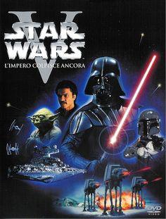 """Storia e trama del film """"L'Impero colpisce ancora"""" (Episodio V della saga di Guerre Stellari) …"""