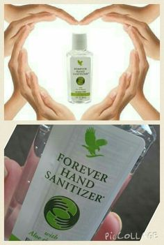 Forever Hand Sanitizer® with Aloe & Honey is designed to kill 99.99% of germs. The skin-soothing stabilized aloe and hydrating honey soften and moisturize as it cleans – not to mention its pleasing scent of lemon and lavender. And the 2-oz bottle makes it the perfect size for us to have on hand anywhere, any time!