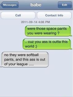 Worst Flirting Text Fails! - Likes