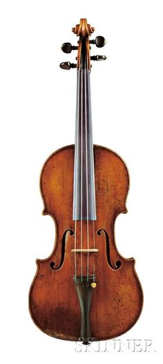 Fine Italian violin crafted by Nicolaus Gagliano in Naples 1720