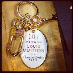 My new key chain!