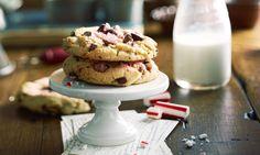 Peppermint Crush Cookies