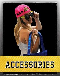 Fraternity Sorority Accessories