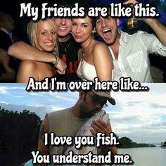 Funny Fishing Memes - Part 1   Respect The Fish